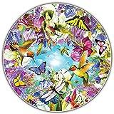 Round Table Puzzle - Hummingbirds (500 Piece)
