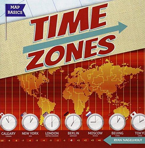 Time Zones  Map Basics