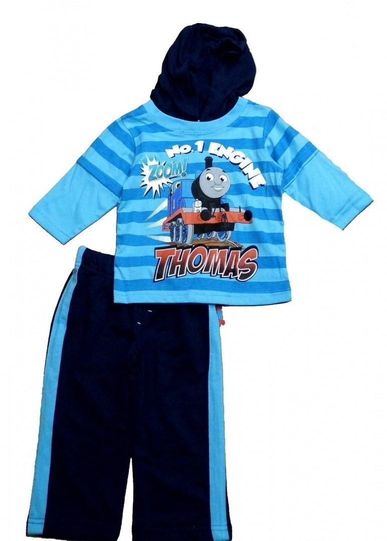 Thomas The Train Little Boys' Toddler Boys 2 Piece Set (3T)