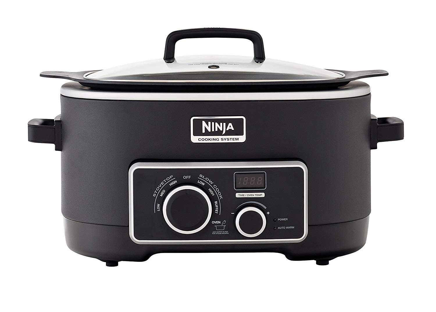 Ninja 3-in-1 Cooking System (MC751)