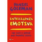 Intelligenza emotiva: Che cos'è e perché può renderci felici (Italian Edition)