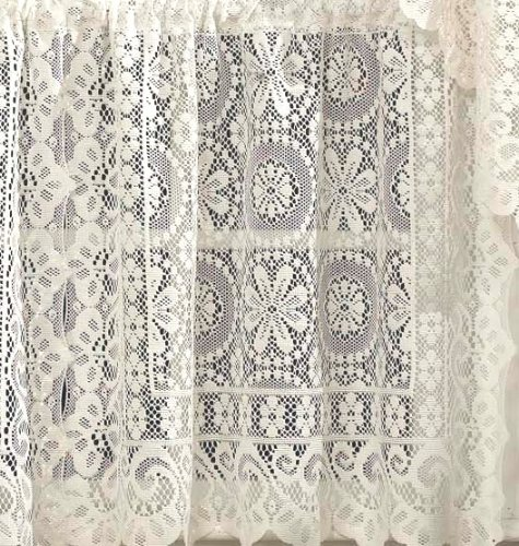 grommets ikea off white curtain lace curtains with