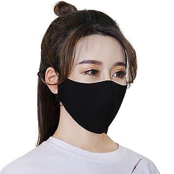 Máscara Unisex Algodón Polvo Anti Con Boca 3 Carcasa