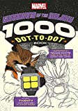 Marvel: Guardians of the Galaxy 1000 Dot-to-Dot