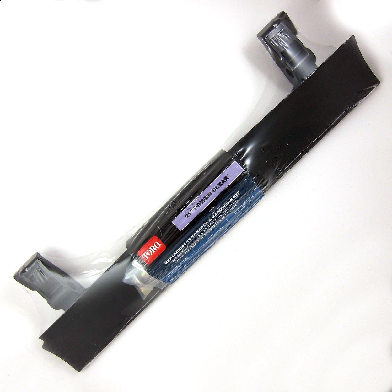 OEM Toro 621 / 721 Power Clear Paddle Kit Part # 38261 AND Scraper Kit 38269 /&supplier-egenerators