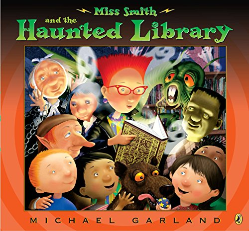 (Miss Smith and the Haunted Library)