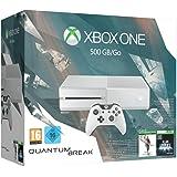 Quantum Break Bundle 500GB Quantum Break Bundle White Alan Wake Game