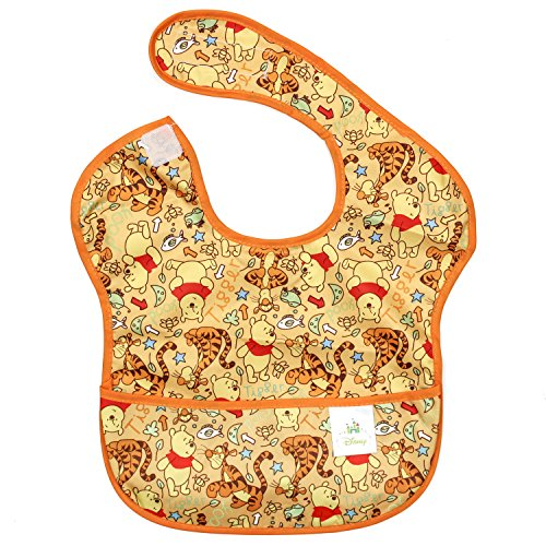Bumkins Disney Waterproof SuperBib Months product image