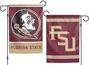 """WinCraft Florida State Seminoles 12""""x18"""" Garden Flag"""