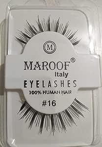 MAROOF EYELASH NUMBER 16