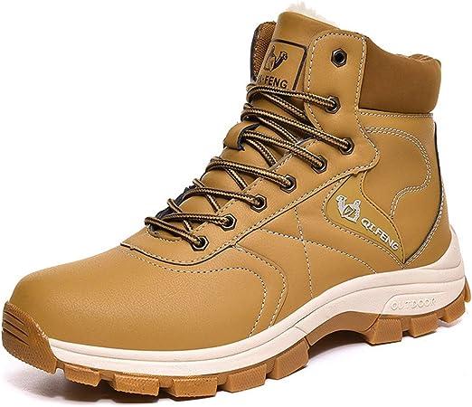 Botas de montaña for hombre impermeables zapatos de escalada ...