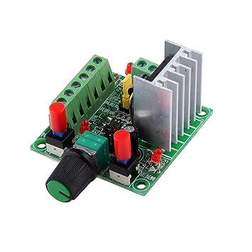 75e4b1ed42d Controlador de Motor Paso a Paso Regulador de la Velocidad del Pulso  Regulador Junta Generador de Señal  Amazon.es  Electrónica