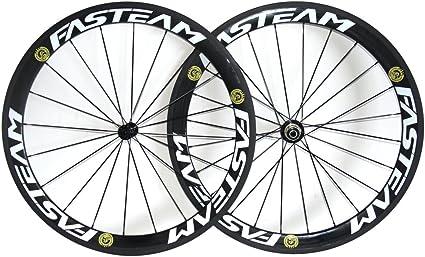 Carbon Wheelset R13 Hub 700C Clincher Super Light 25mm 50mm Road Bike 3K Matte