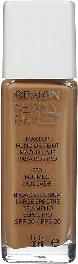 Revlon Nearly Naked Makeup - BuyMeBeauty.com