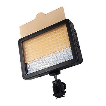 Magideal 126 Led Studio Videolicht Led Lampe Mit Amazon De Elektronik