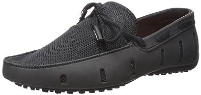 2892e6c830a ALEADER Men s Lace-up Loafers Swim Shoes  Amazon.co.uk  Shoes   Bags