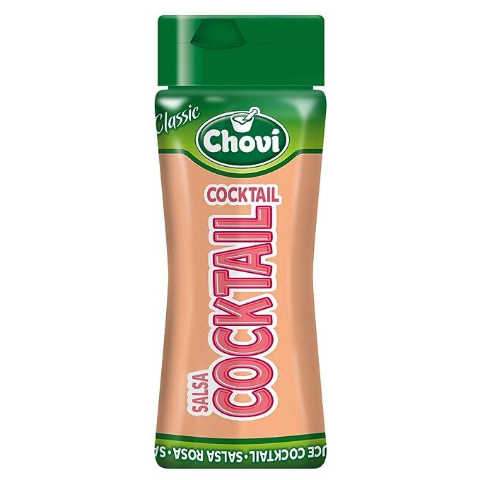 Salsa Rosa Chovi Botella 250 Ml