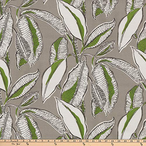 PKL Studio Indoor/Outdoor Jungle Jive Fabric, Palm, Fabric By The Yard