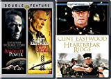 Clint Eastwood 3-Movie Bundle - Heartbreak Ridge, Absolute Power & True Crime 3-DVD Set