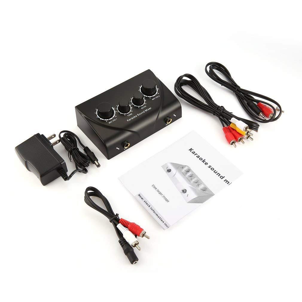 Karaoke Sonido Licuadora Profesional Sistema de Audio portátil ...