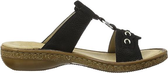Rieker V3411 60 Ladies' stone sandals Rieker Ladies from