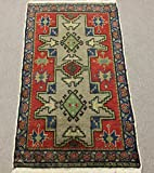 Turkish Vintage Doormat rug 2,9x1,7 feet Area rug Small Carpet Rug Bath Room Rug Home decor Bath Mat Welcom Mat Anatolian Rugs