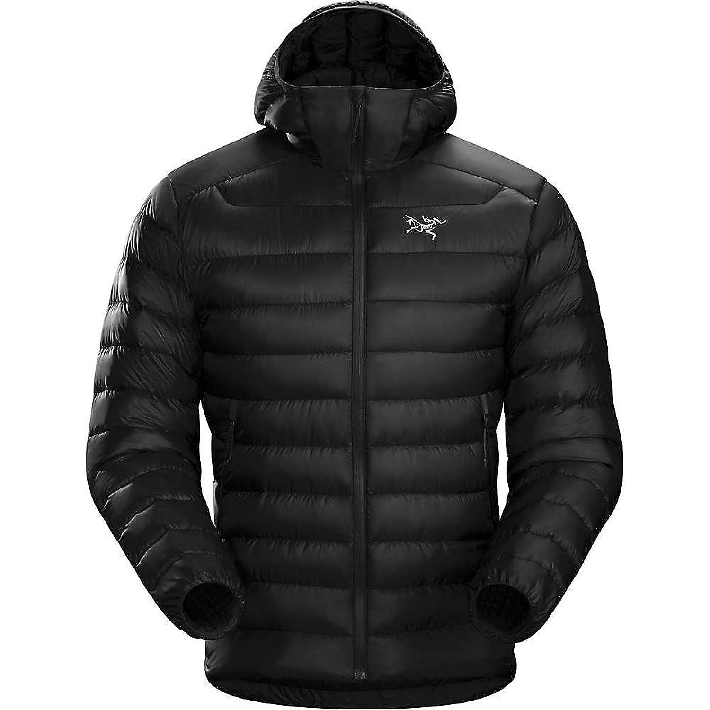 アークテリクス アウター ジャケットブルゾン Arcteryx Men's Cerium LT Hoody Black [並行輸入品] B079BVFZ7B XL