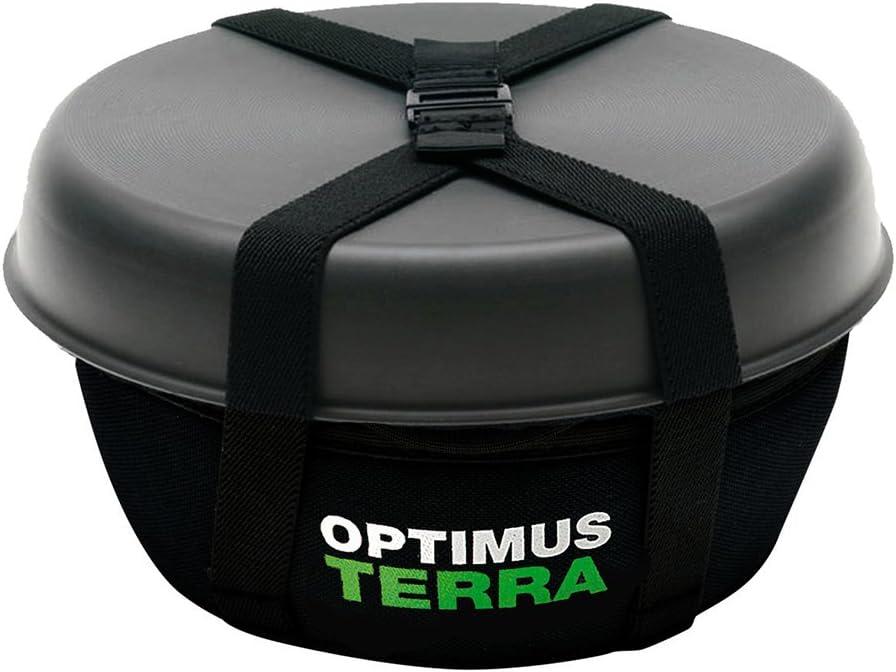 Optimus Terra He - Utensilio de hornillo de Acampada