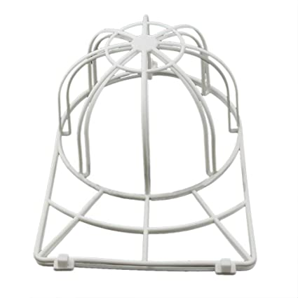 ca2d0f4c47125 RoseSummer Washing Cage Cap Baseball Hat Washer Frame Shaper Drying Race  Airer Cap Washer Hat Cleaner
