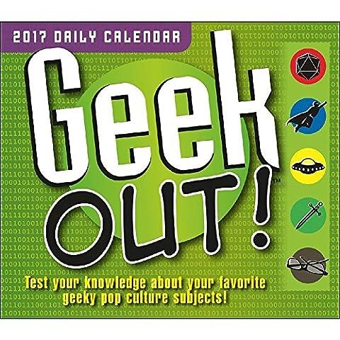 Geek Out Pop Culture Trivia 2017 Daily Desk Boxed Calendar (Business Trivia)