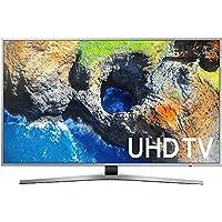 Samsung 65 Silver UHD 4K HDR LED Smart HDTV