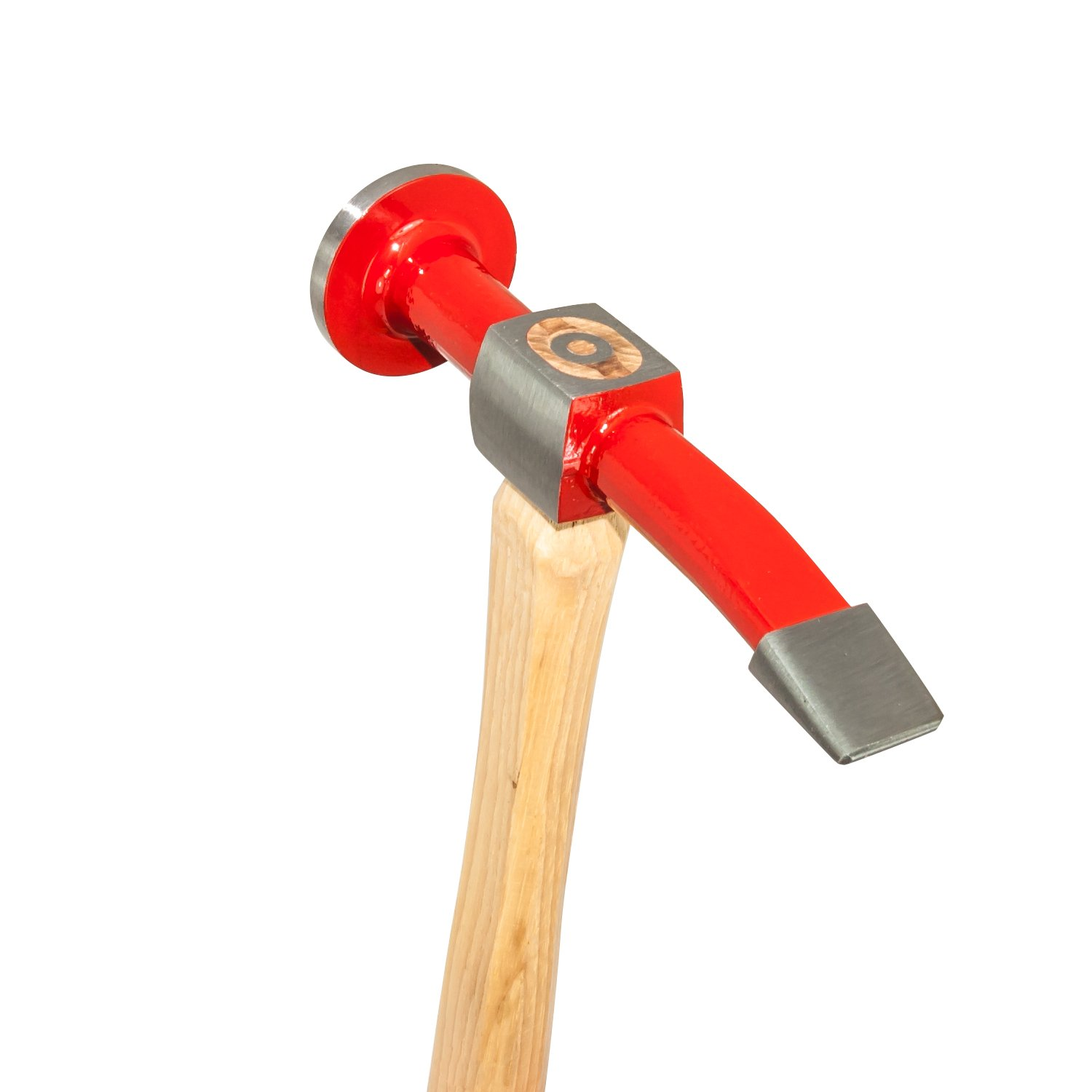 AES Industries Professional Curved Finishing Hammer with Genuine Hickory Handle by AES Industries (Image #2)