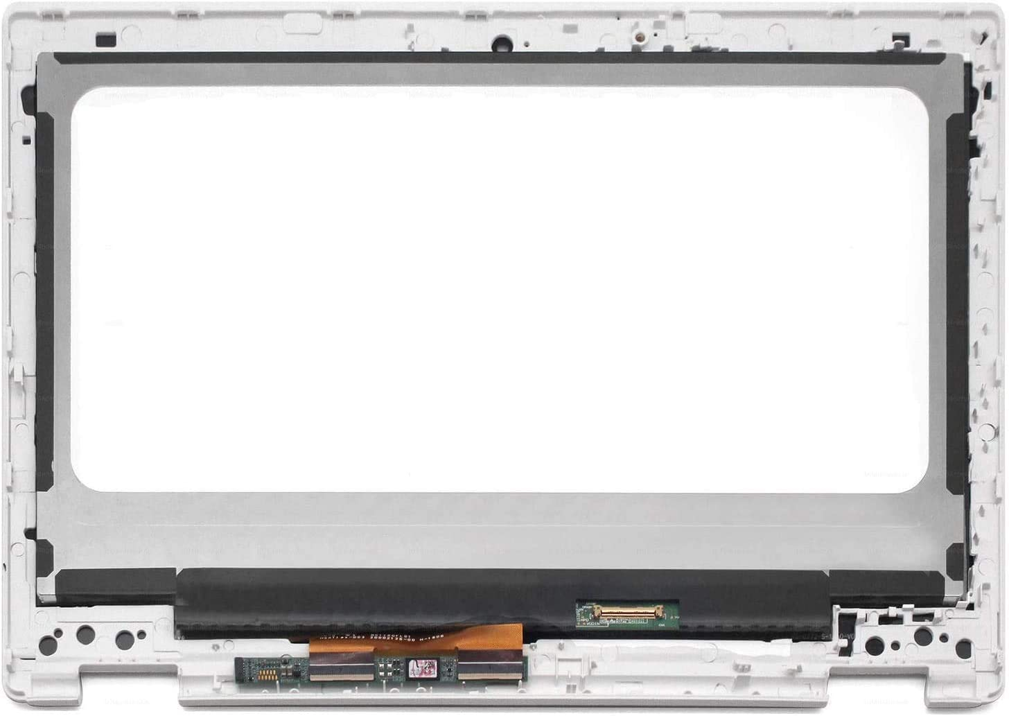 LCD Touchscreen Display Assembly + Bezel for Acer Chromebook R11 CB5-132T N15Q8 White