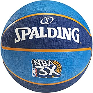 Ballon de Basket-Ball SPALDING NBA 3X 3001529016917