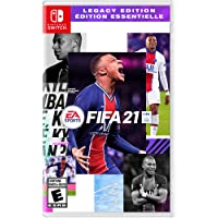 Fifa 21 - Nintendo Switch Games and Software