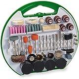 Stayer M130109 - Juego de accesorios para multiherramienta set 180 accesorios