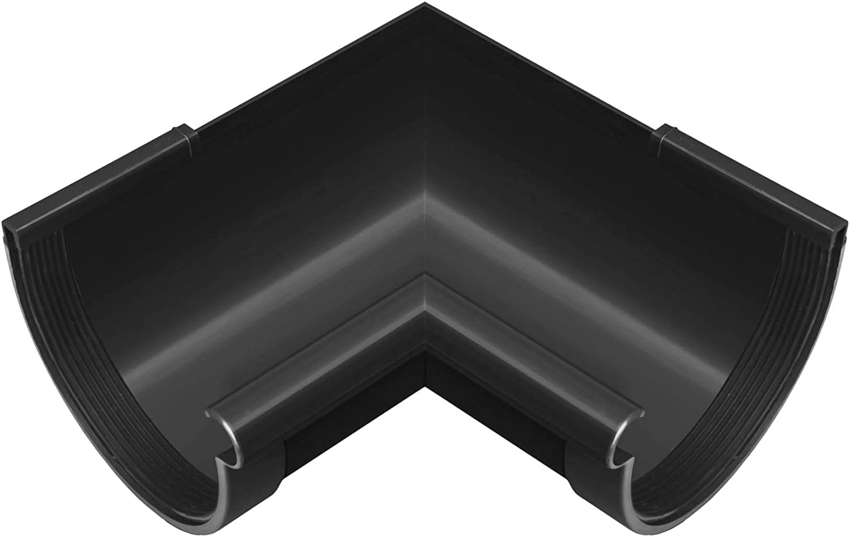 Sistema de canalones para lluvia RainWay90 pl/ástico PVC, 130 mm