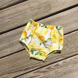 Lemon baby girls diaper cover, sizes newborn-3y