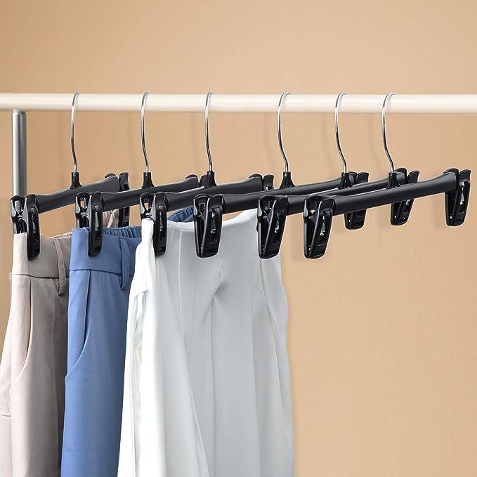 Amazon.com: Titan Mall Perchas para pantalones, paquete de ...