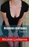 Histoires érotiques, tome 6: infidélités