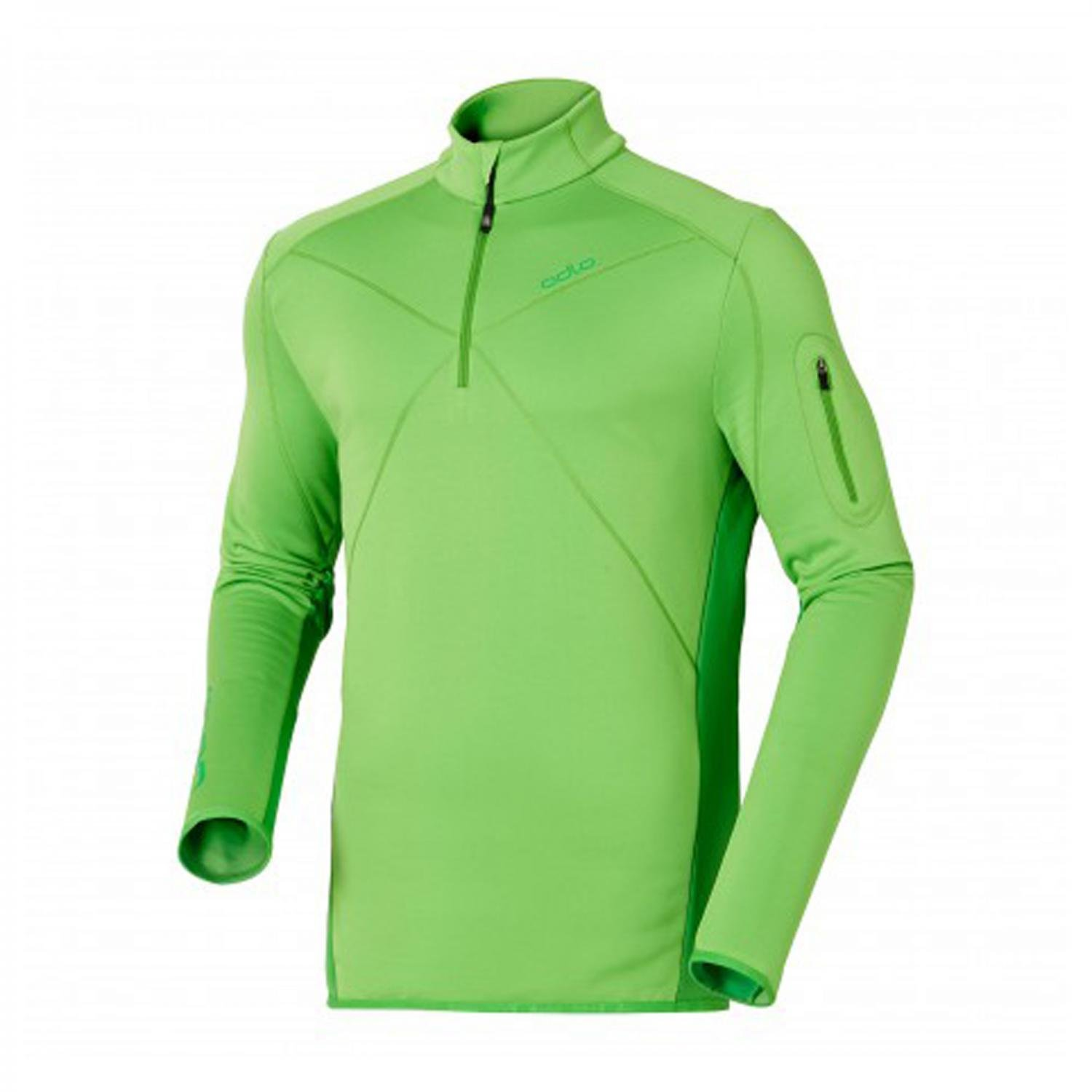 Odlo Herren Pullover Midlayer 1/2 Zip Sunday River