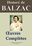 Honoré de Balzac : Oeuvres complètes et annexes - 115 titres La Comédie humaine (Nouvelle édition enrichie)  - Arvensa Editions