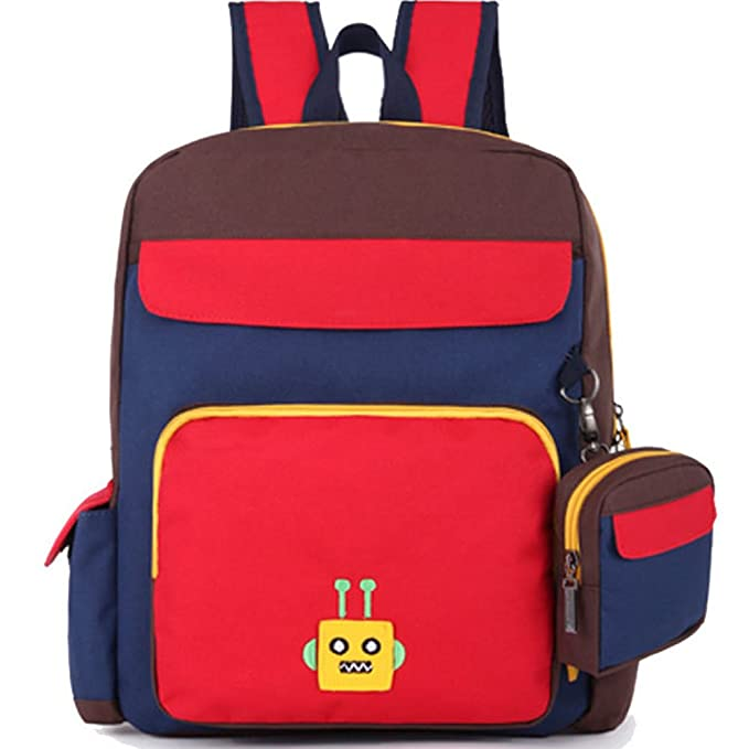 bcf5777912cb Amazon.com: Creation Core School Backpack for Girls Boys for Middle ...