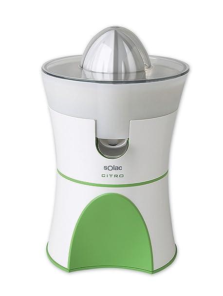 Solac EX6150, 230 V, Verde, Blanco - Exprimidor