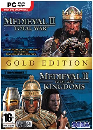 Medieval 2 Total War Gold (PC DVD): Medieval II: Amazon co
