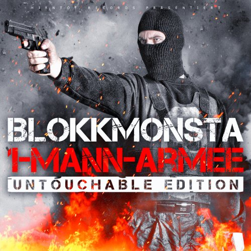 Blokkmonsta: 1-Mann-Armee (Untouchable Edition) (Audio CD)