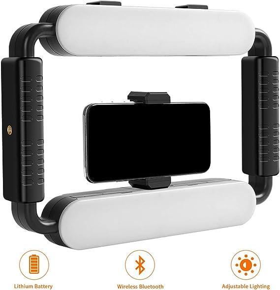 GVM 5600K Selfie Cell Phone Ring Light
