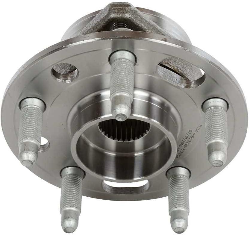 Prime Choice Auto Parts HB613290 Wheel Hub Bearing Assembly 5 Stud
