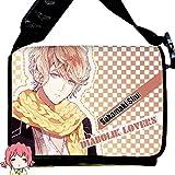 Siawasey Diabolik Lovers Anime Sakamaki Kanato Cartoon Cosplay Messenger Bag Shoulder Bag