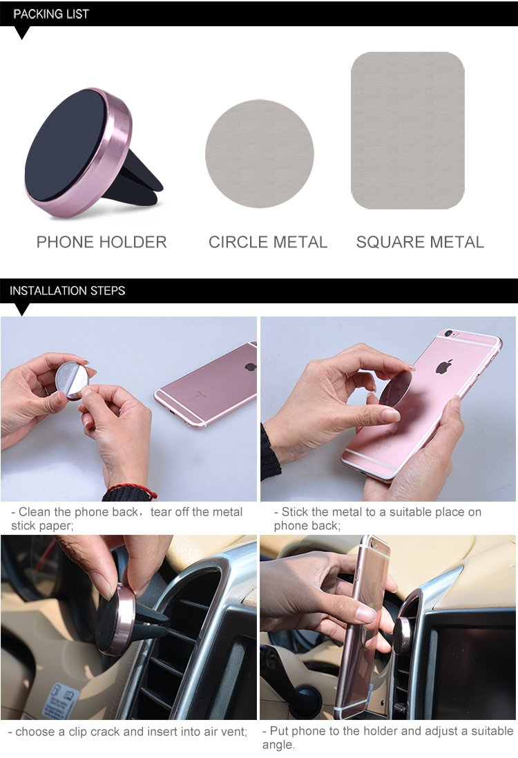 Travelers Pals Universal Air Vent Magnetic Phone Car Mount Holder with Fast Swift-Snap Technology for Smartphones in Beauty /& Personal and Mini Tablets Buy Today Sale for Car /& Truck Blue Traveler/'s Pals AT06A